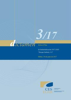 "Dictamen 3/17 sobre el Plan de Industrialización 2017-2020 ""Basque Industry 4.0"""